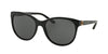 Ralph Lauren RL8135 Square Sunglasses  500187-BLACK 56-18-140 - Color Map black