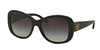 Ralph Lauren RL8144 Butterfly Sunglasses  50018G-BLACK 56-18-140 - Color Map black