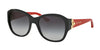 Ralph Lauren RL8148 Square Sunglasses  50018G-BLACK 55-19-135 - Color Map black