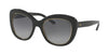 Ralph Lauren RL8149 Butterfly Sunglasses  5001T3-BLACK 53-20-140 - Color Map black