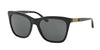 Ralph Lauren RL8151Q Square Sunglasses  500187-BLACK 55-17-140 - Color Map black