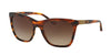 Ralph Lauren RL8151Q Square Sunglasses  500713-STRIPED HAVANA 55-17-140 - Color Map havana