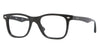 Ray-Ban Optical RX5248 Square Eyeglasses  2000-SHINY BLACK 49-19-140 - Color Map black
