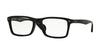 Ray-Ban Optical RX5287F Square Eyeglasses  2000-BLACK 54-18-145 - Color Map black