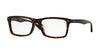 Ray-Ban Optical RX5287F Square Eyeglasses  2012-DARK HAVANA 54-18-145 - Color Map havana