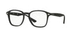 Ray-Ban Optical RX5352 Square Eyeglasses  2000-SHINY BLACK 50-19-145 - Color Map black