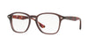 Ray-Ban Optical RX5352 Square Eyeglasses  5628-OPAL BROWN 52-19-145 - Color Map brown