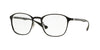 Ray-Ban Optical RX6357 Square Eyeglasses  2509-BLACK 48-20-145 - Color Map black