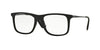 Ray-Ban Optical RX7054 Square Eyeglasses  5364-RUBBER BLACK 51-17-140 - Color Map black