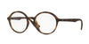 Ray-Ban Optical RX7075F Round Eyeglasses  5365-RUBBER HAVANA 49-20-145 - Color Map havana