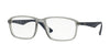 Ray-Ban Optical RX7084F Rectangle Eyeglasses  5635-GREY 58-18-145 - Color Map grey