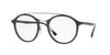 Ray-Ban Optical RX7111 Phantos Eyeglasses  2000-SHINY BLACK 51-21-140 - Color Map black
