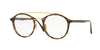 Ray-Ban Optical RX7111 Phantos Eyeglasses  2012-DARK HAVANA 51-21-140 - Color Map havana