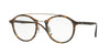 Ray-Ban Optical RX7111 Phantos Eyeglasses  5200-MATTE HAVANA 51-21-140 - Color Map havana