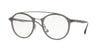 Ray-Ban Optical RX7111 Phantos Eyeglasses  5620-SHINY GREY 51-21-140 - Color Map grey