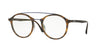 Ray-Ban Optical RX7111 Phantos Eyeglasses  5692-MATTE HAVANA 51-21-140 - Color Map havana
