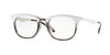Ray-Ban Optical RX7112 Square Eyeglasses  5728-GREY HAVANA TOP MAT WHITE 53-20-145 - Color Map havana