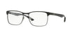 Ray-Ban Optical RX8416 Square Eyeglasses  2503-MATTE BLACK 55-17-145 - Color Map black