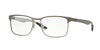 Ray-Ban Optical RX8416 Square Eyeglasses  2620-MATTE GUNMETAL 55-17-145 - Color Map gunmetal