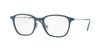 Ray-Ban Optical RX8955 Square Eyeglasses  5756-LIGHT BLUE GRAPHENE 53-19-145 - Color Map blue
