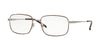 Sferoflex SF2197 Square Eyeglasses  S709-GUNMETAL TABACCO 54-18-140 - Color Map havana