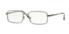Sferoflex SF2248 Square Eyeglasses  231-MATTE GUNMETAL 55-17-145 - Color Map gunmetal