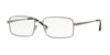 Sferoflex SF2248 Square Eyeglasses  268-GUNMETAL 55-17-145 - Color Map gunmetal