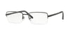Sferoflex SF2261 Rectangle Eyeglasses  136-MATTE BLACK 54-18-145 - Color Map black