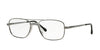 Sferoflex SF2268 Square Eyeglasses  268-GUNMETAL 56-18-145 - Color Map gunmetal