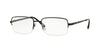 Sferoflex SF2270 Rectangle Eyeglasses  136-MATTE BLACK 54-18-145 - Color Map black
