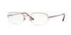 Sferoflex SF2579 Oval Eyeglasses  509-PINK 53-17-135 - Color Map pink