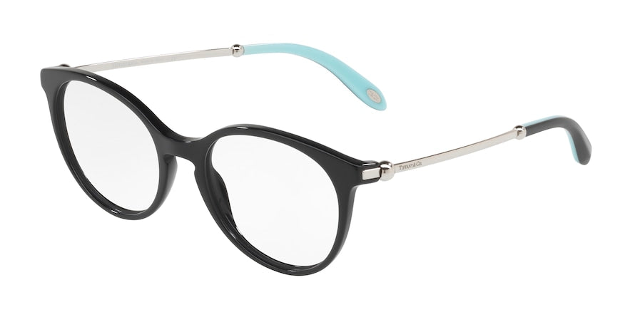 Tiffany TF2159 Phantos Eyeglasses  8001-BLACK 51-18-140 - Color Map black