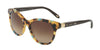 Tiffany TF4125 Round Sunglasses  82143B-YELLOW HAVANASPOTTED BLUE 52-18-140 - Color Map havana