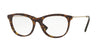 Valentino VA1006 Oval Eyeglasses  3021-LIGHT GOLD/HAVANA 53-18-140 - Color Map havana