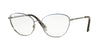Valentino VA1010 Butterfly Eyeglasses  3036-GUNMETAL WISTERIA 57-17-140 - Color Map violet