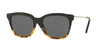 Valentino VA2011 Square Sunglasses  300387-BLACK/HAVANA 54-18-140 - Color Map black