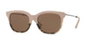 Valentino VA2011 Square Sunglasses  300573-PINK/ICE HAVANA 54-18-140 - Color Map havana