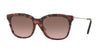 Valentino VA2011 Square Sunglasses  300614-PINK HAVANA 54-18-140 - Color Map havana