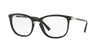 Valentino VA3003 Round Eyeglasses  5001-BLACK 53-19-140 - Color Map black
