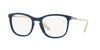 Valentino VA3003 Round Eyeglasses  5034-BLUE 53-19-140 - Color Map blue