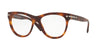 Valentino VA3011A Cat Eye Eyeglasses  5011-SHINY HAVANA 53-16-140 - Color Map havana