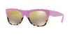 Valentino VA4023 Pillow Sunglasses  50667I-PINK ON HAVANA 51-21-140 - Color Map havana