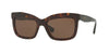 Valentino VA4024A Rectangle Sunglasses  500273-HAVANA 52-19-140 - Color Map havana