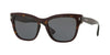 Valentino VA4036 Rectangle Sunglasses  500487-MARC/HAVANA/MARC 54-18-140 - Color Map havana