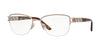 Versace VE1220B Butterfly Eyeglasses  1052-COPPER 52-16-135 - Color Map bronze/copper