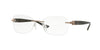 Versace VE1225B Butterfly Eyeglasses  1013-COPPER 53-16-135 - Color Map copper