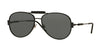 Versace VE2167Q Pilot Sunglasses  126187-MATTE BLACK 60-15-140 - Color Map black