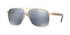 Versace VE2174 Square Sunglasses  1002Z3-GOLD 59-13-145 - Color Map gold