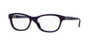 Versace VE3212B Irregular Eyeglasses  5064-EGGPLANT 54-16-140 - Color Map violet
