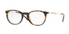 Versace VE3227 Phantos Eyeglasses  108-DARK HAVANA 51-20-140 - Color Map brown
